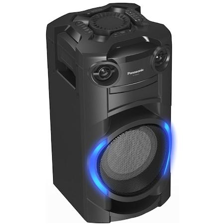 Sistem audio High Power Panasonic SC-TMAX10E-K, 300W, AIRQUAKE BASS, Negru