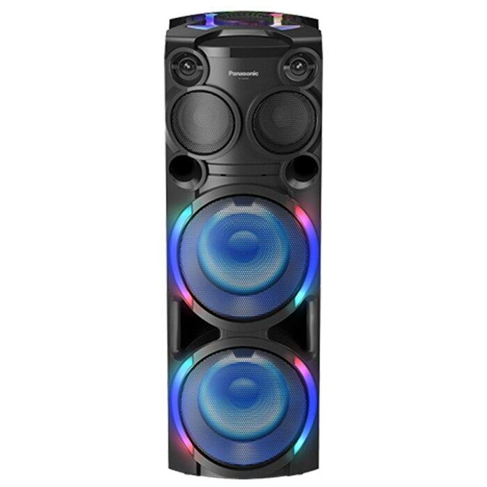 Fotografie Sistem audio High Power Panasonic SC-TMAX50E-K, 2000W, AIRQUAKE BASS, Negru