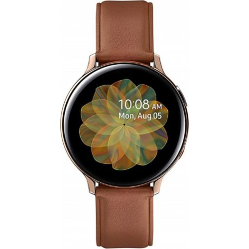 Fotografie Ceas Smartwatch Samsung Galaxy Watch Active 2, 44 mm, Stainless steel - Gold