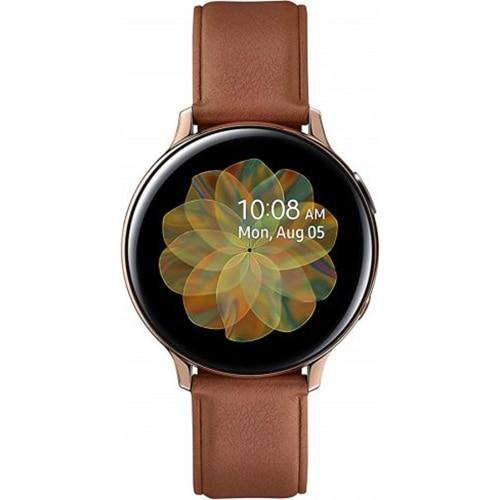Fotografie Ceas Smartwatch Samsung Galaxy Watch Active 2, 44 mm, Stainless steel - Gold