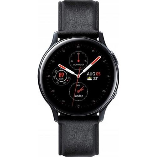 Fotografie Ceas Smartwatch Samsung Galaxy Watch Active 2, 44 mm, Stainless steel - Black