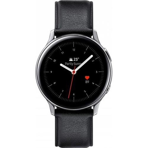 Fotografie Ceas Smartwatch Samsung Galaxy Watch Active 2, 44 mm, Stainless steel - Silver