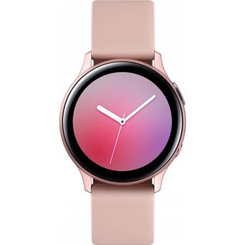 Fotografie Ceas Smartwatch Samsung Galaxy Watch Active 2, 44 mm, Wi-Fi, Aluminum – Pink Gold