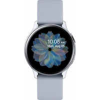 Часовник Smartwatch Samsung Galaxy Watch Active 2, 44 mm, Wi-Fi, Aluminum – Cloud Silver