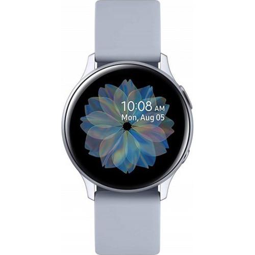 Fotografie Ceas Smartwatch Samsung Galaxy Watch Active 2, 44 mm, Wi-Fi, Aluminum – Cloud Silver