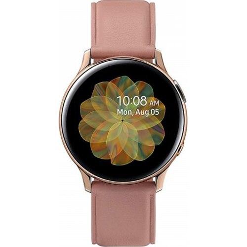 Fotografie Ceas Smartwatch Samsung Galaxy Watch Active 2, 40 mm, Stainless steel - Gold