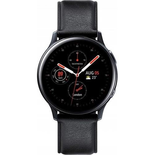 Fotografie Ceas Smartwatch Samsung Galaxy Watch Active 2, 40 mm, Stainless steel - Black