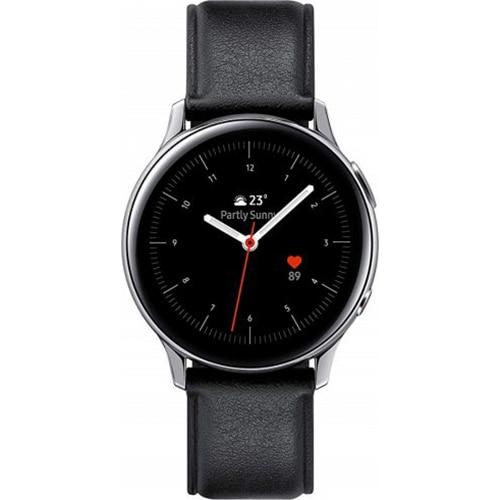 Fotografie Ceas Smartwatch Samsung Galaxy Watch Active 2, 40 mm, Stainless steel - Silver