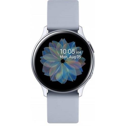 Fotografie Ceas Smartwatch Samsung Galaxy Watch Active 2, 40 mm, Wi-Fi, Aluminum – Cloud Silver