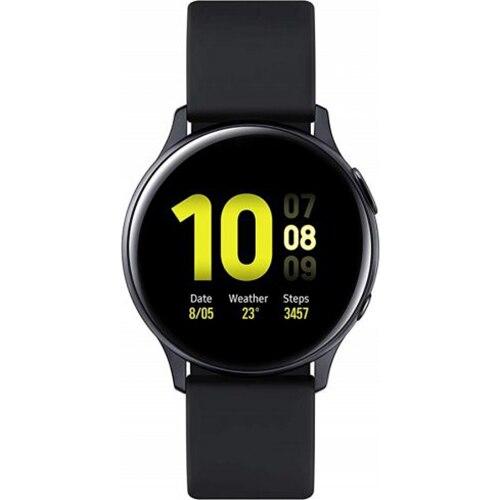 Fotografie Ceas Smartwatch Samsung Galaxy Watch Active 2, 40 mm, Wi-Fi, Aluminum – Aqua Black