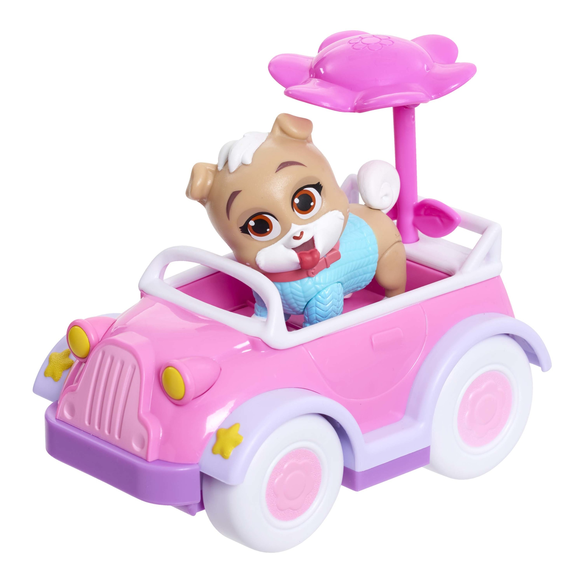 Fotografie Set figurina cu vehicul Puppy Dog Pals - Keia