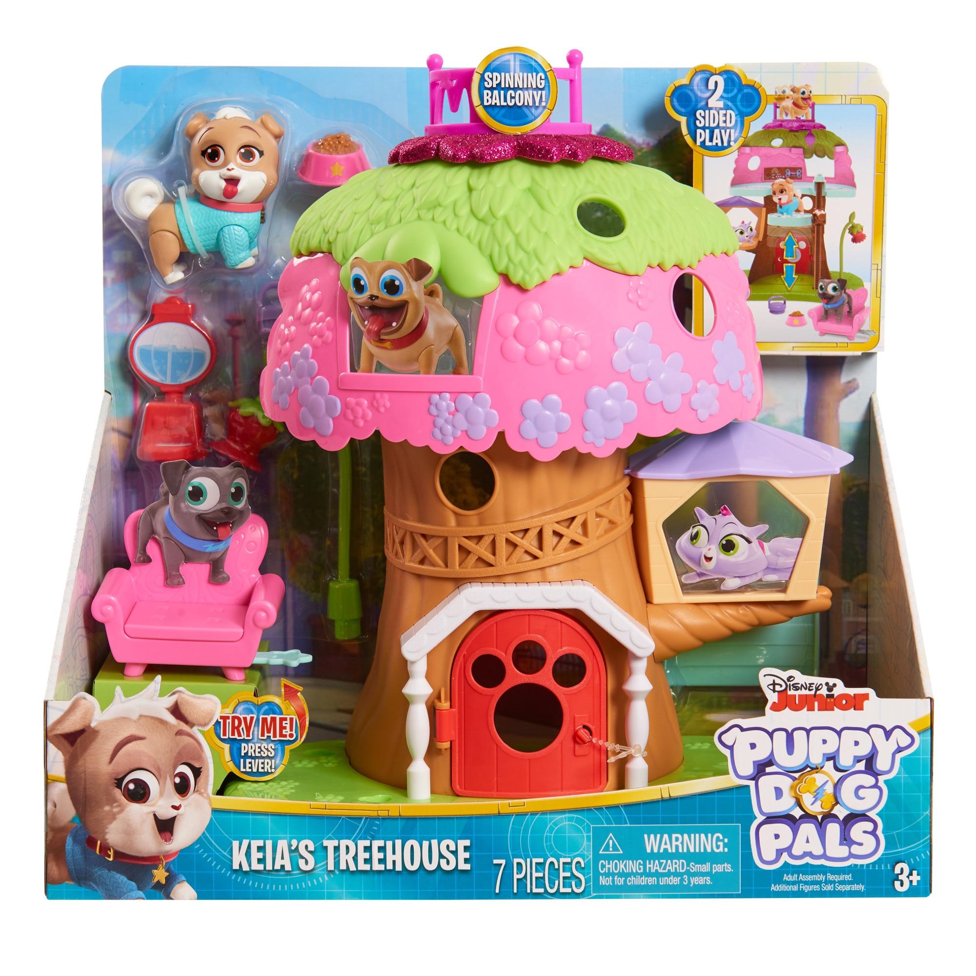 Fotografie Set de joaca Puppy Dog Pals - Casuta din copac