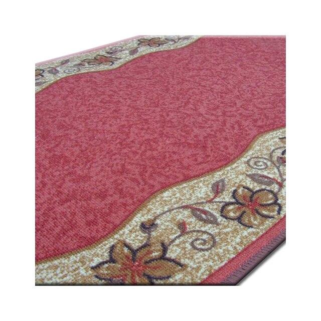 Dywany Łuszczów Csúszásgátló futó szőnyeg riga piros, 100 cm