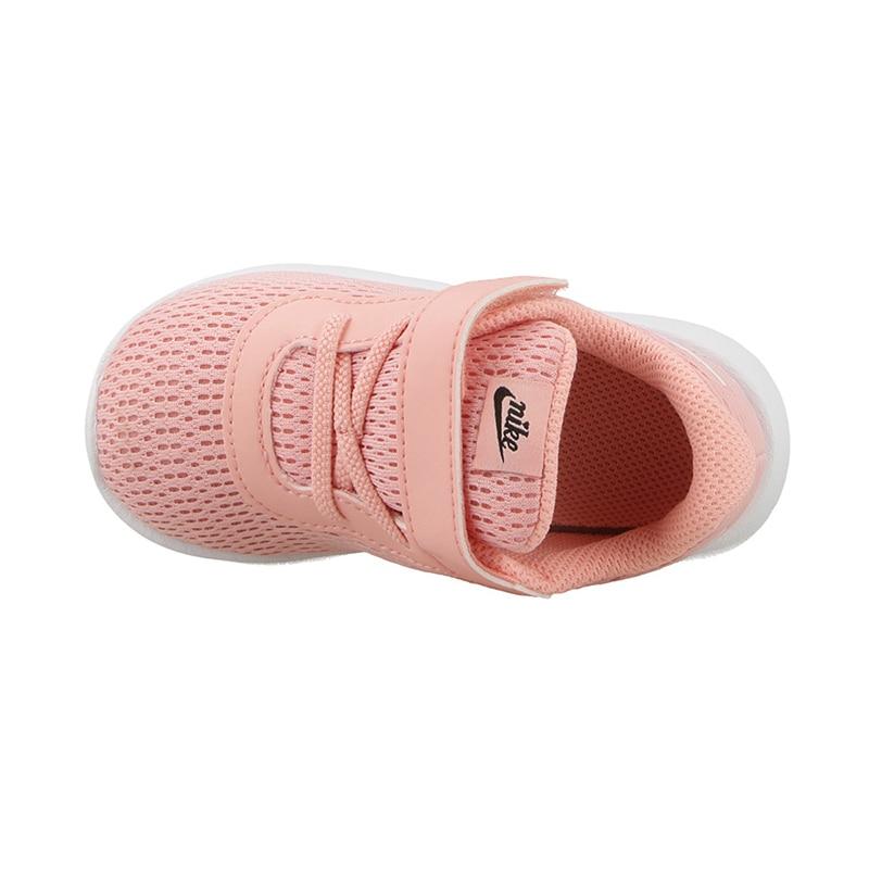 Pantofi Sport Nike Tanjun TDV 818386-605, Copii, Roz, 22
