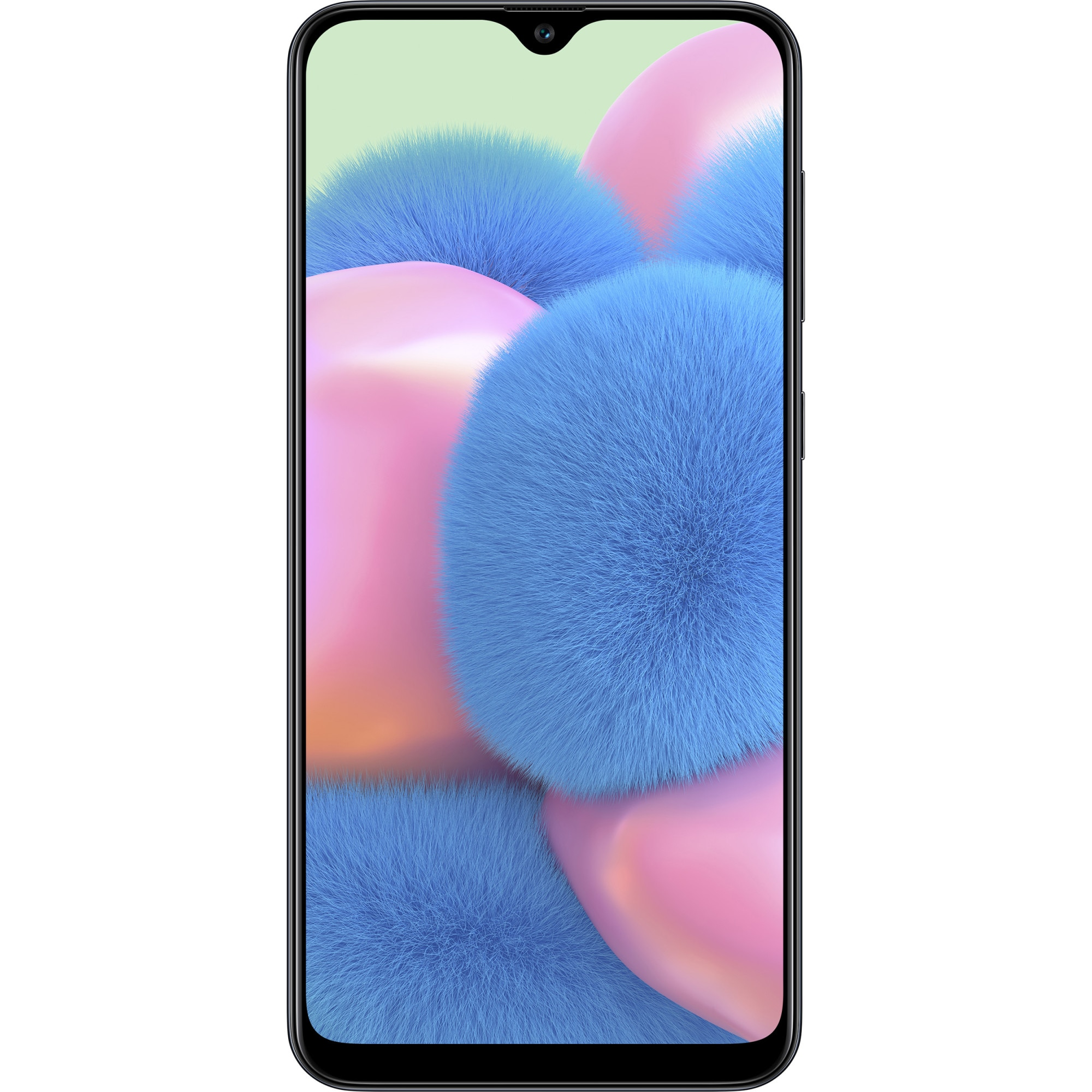 Fotografie Telefon mobil Samsung Galaxy A30s, Dual SIM, 64GB, 4G, Black