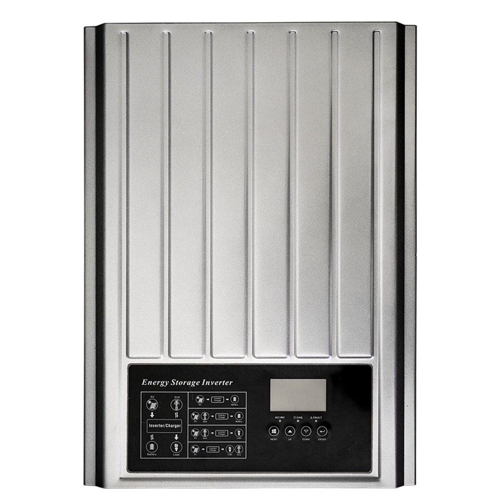 Fotografie Invertor solar ON/OFF Grid PNI GreenHouse SB4000 4KW MPPT 48 stocare/injectare in retea