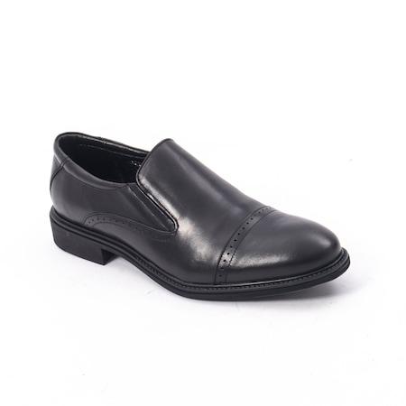 Pantofi eleganti barbati piele naturala Catali 172559, negru 42 EU