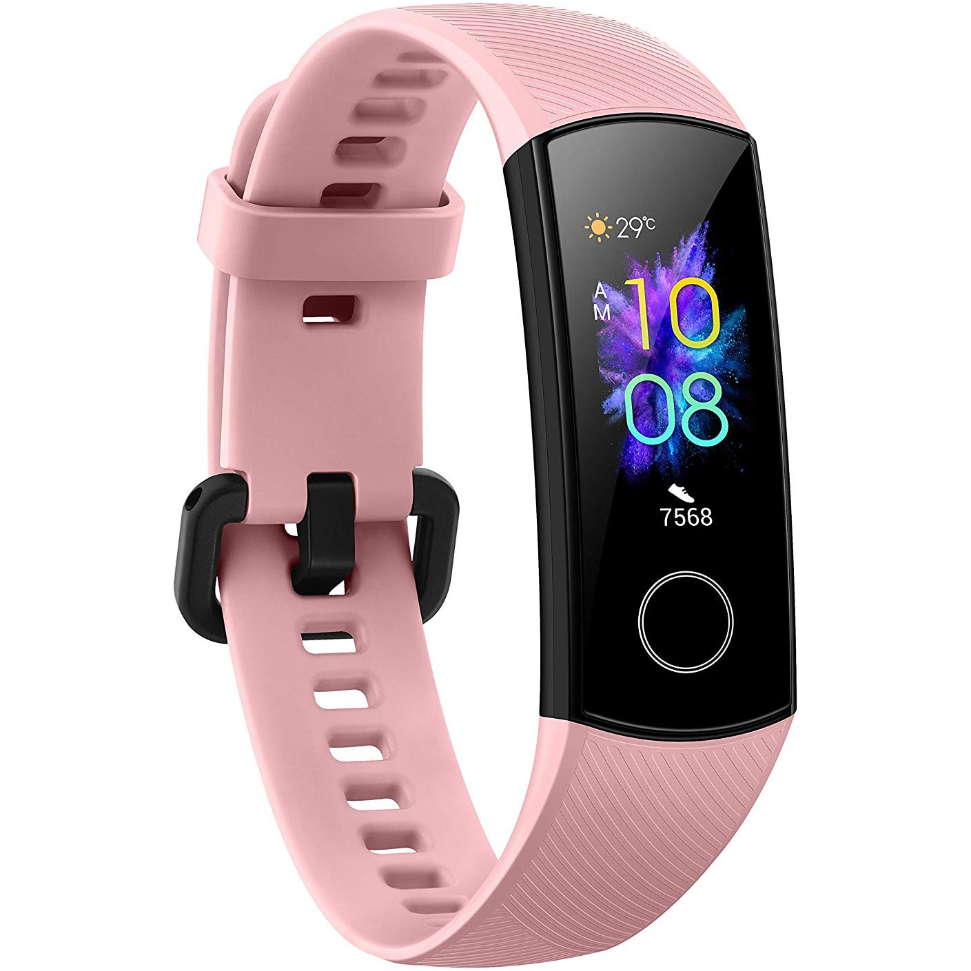 Fotografie Bratara fitness Honor Band 5, Coral Pink