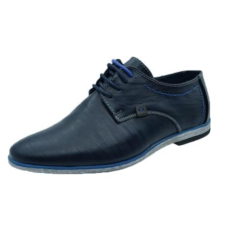 Pantofi eleganti barbati Haver AB28B-9-1, Bleumarin, 41 EU