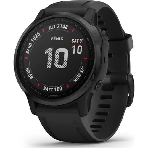 Fotografie Ceas Smartwatch Garmin Fenix 6S Pro, 42 mm, Black