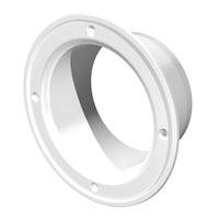 Flansa Ø160mm, PVC