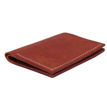 Portofel slim Koson din piele naturala special conceput pentru carduri si buletin