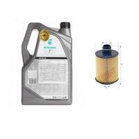 5л Моторно Масло SELENIA с Маслен филтър за ALFA ROMEO (BRERA) 2.0 (08 - 10г) Дизел
