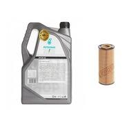 5л Масло SELENIA с Маслен филтър за ALFA ROMEO (159) 2.4 (05 - 11г) Дизел
