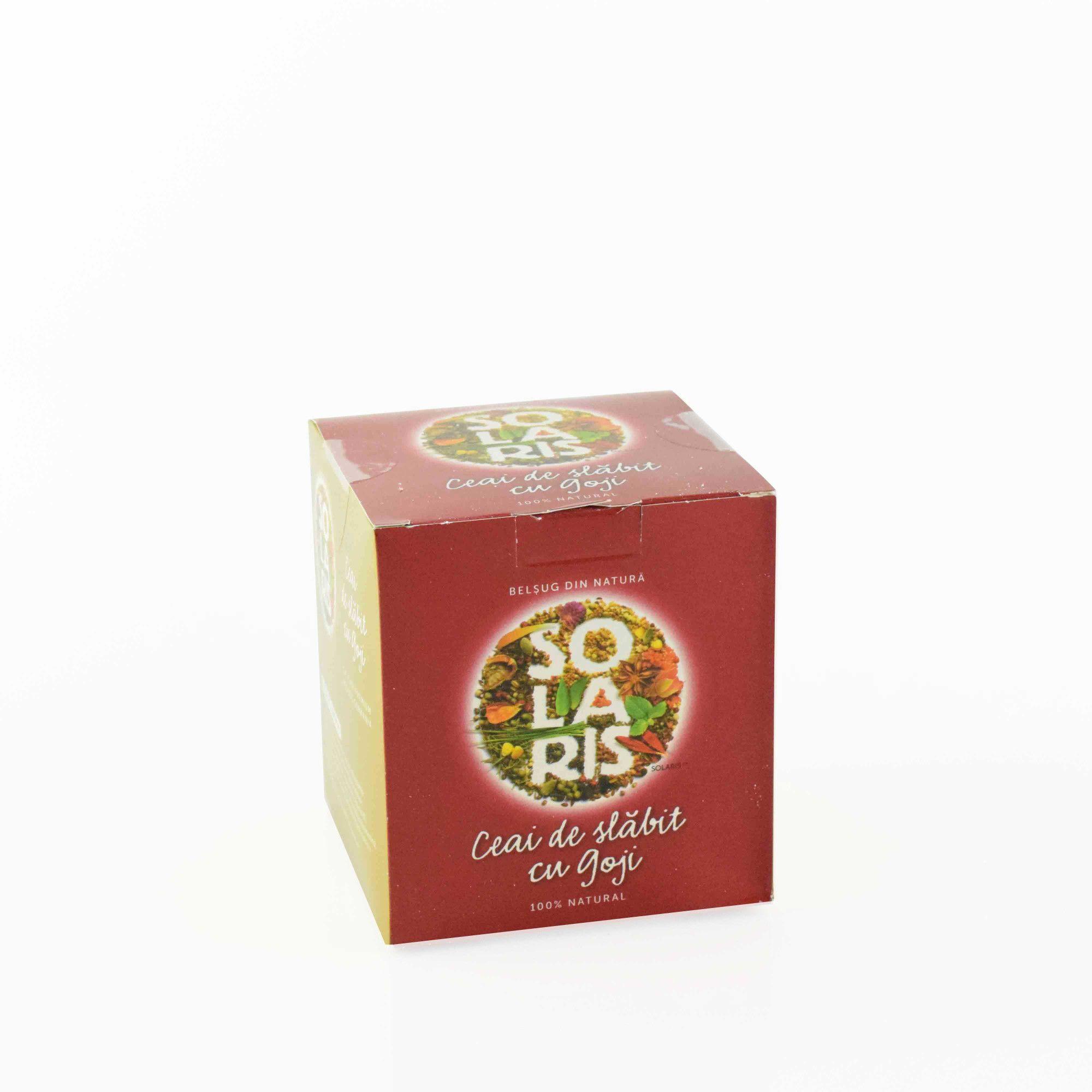 ceai de slabit cu goji berry