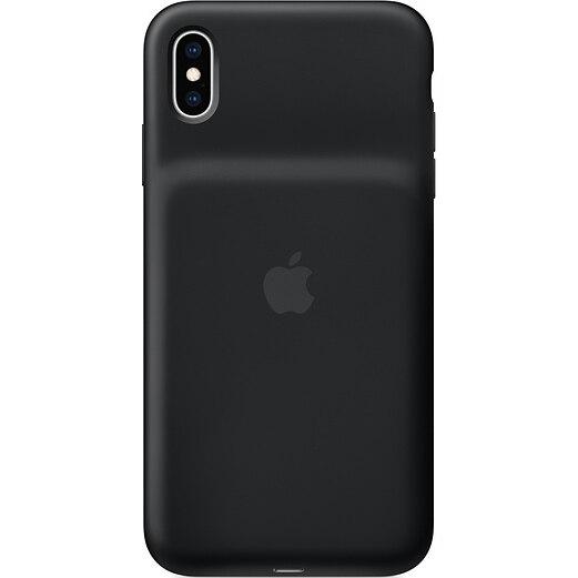 Fotografie Husa de protectie cu baterie Apple pentru iPhone XS Max, Black