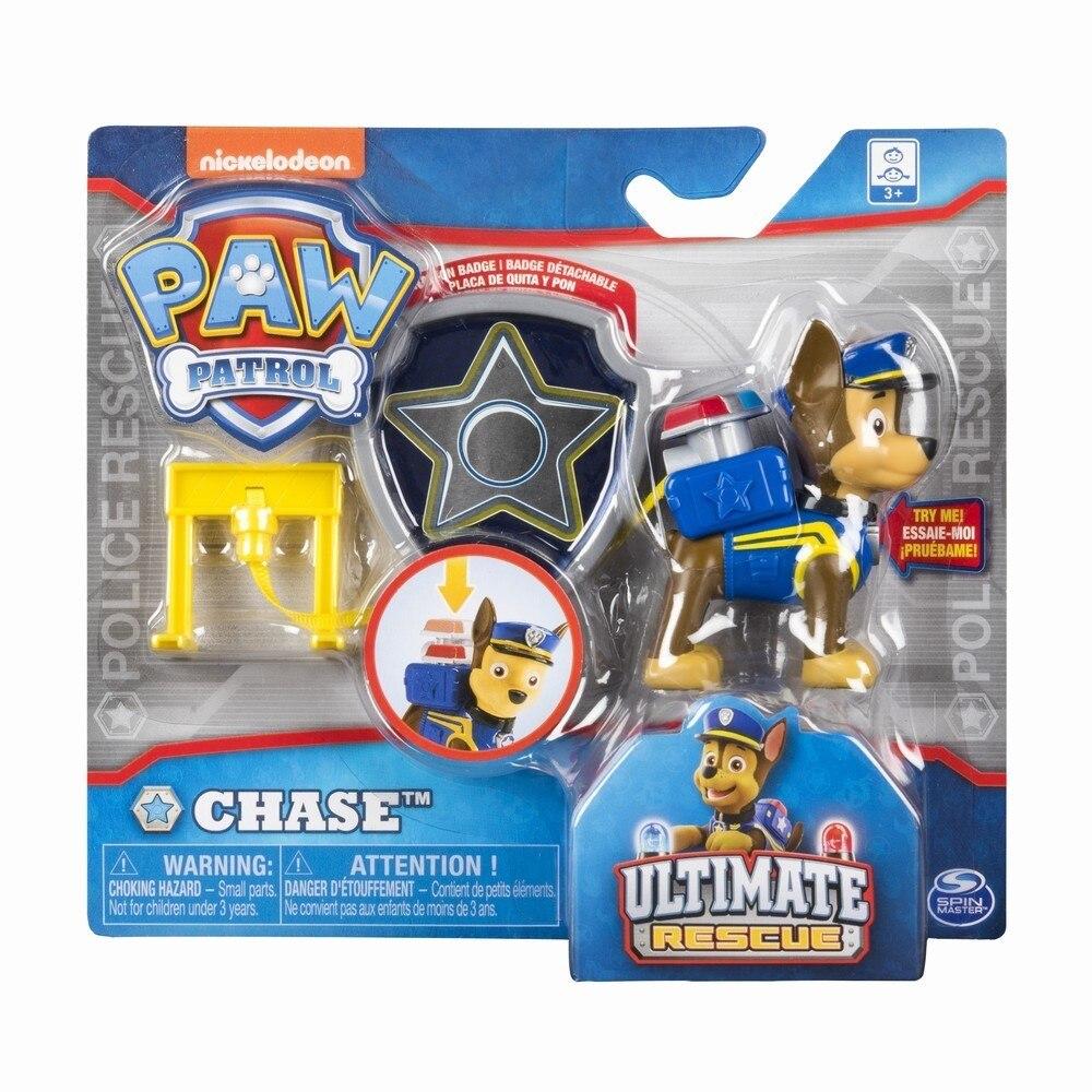 Fotografie Figurina Paw Patrol - Chase in uniforma de politie