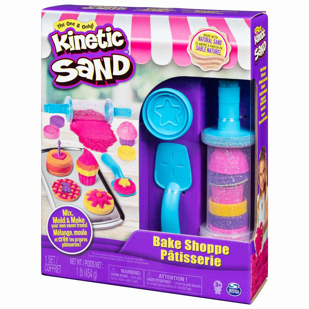 Fotografie Set Kinetic Sand - Patiserie, 454g