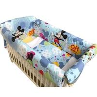 Baba ágynemű 120x60 cm 7 darab, Deseda Maxi Mickey Mouse