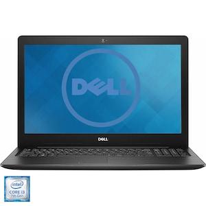 "Laptop Dell Inspiron 3584 cu procesor Intel® Core™ i3-7020U 2.30 GHz Kaby Lake, 15.6"", Full HD, 4GB, 1TB HDD, Intel HD Graphics 620, Ubuntu, Black"