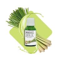 Био Етерично масло лимонена трева, 15 мл