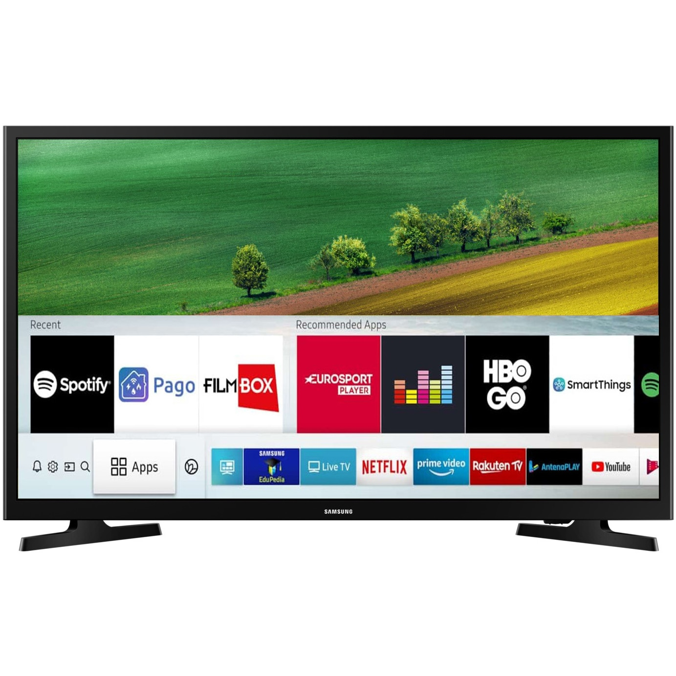 Fotografie Televizor LED Smart Samsung, 80 cm, 32N4302, HD
