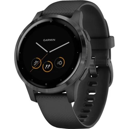 Fotografie Ceas smartwatch Garmin Vivoactive 4S, Black/Slate
