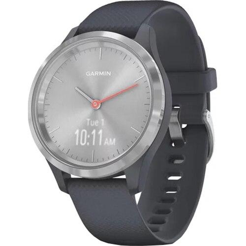 Fotografie Ceas smartwatch Garmin Vivomove 3S, Silver, Blue