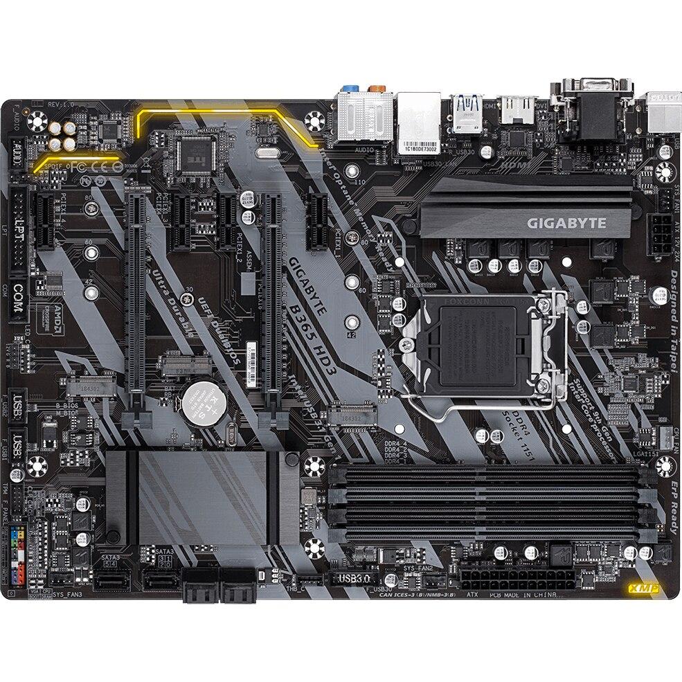 Fotografie Placa de baza Gigabyte B365 HD3, Socket 1151