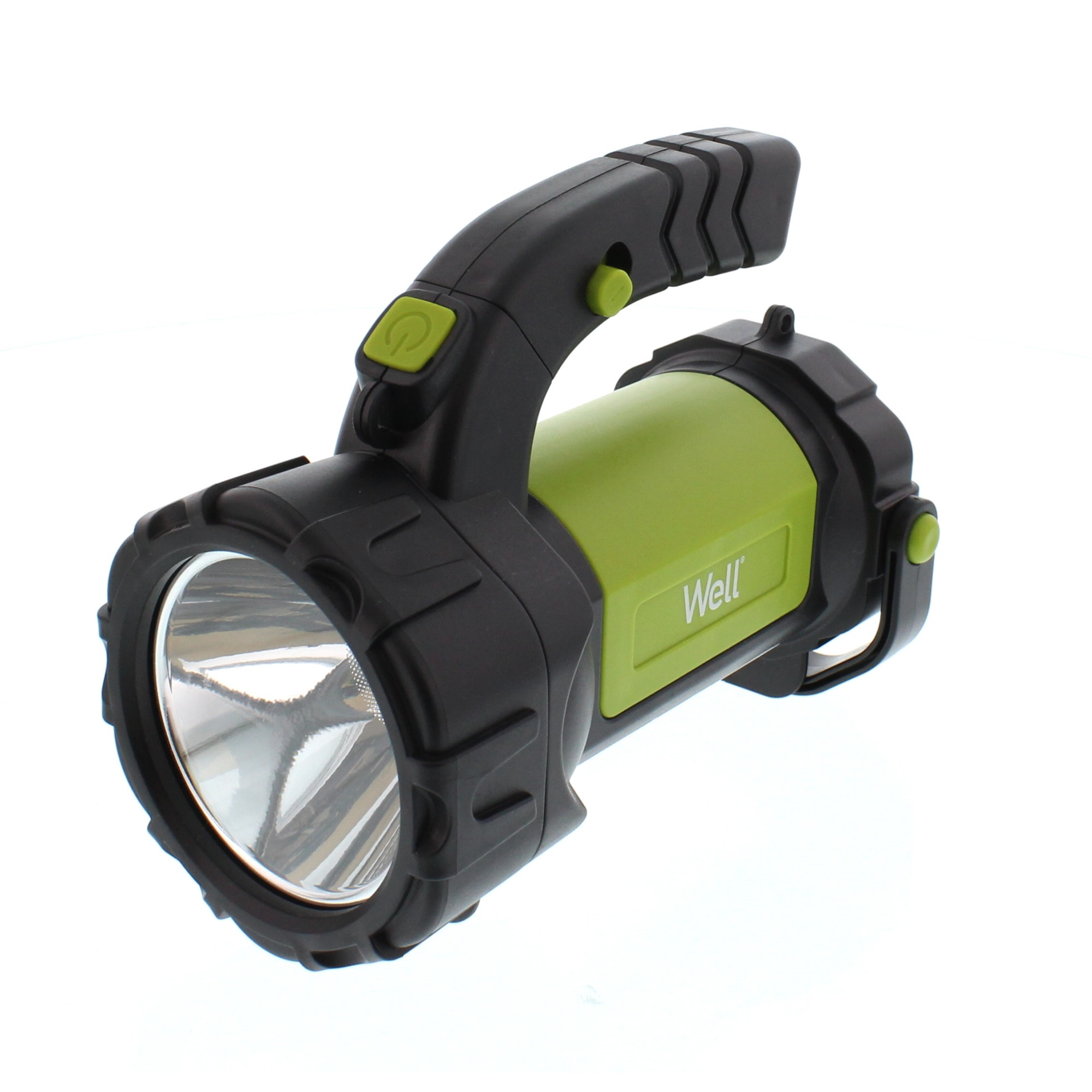 Fotografie Lanterna LED industriala reincarcabila Well Strudy, T6+COB, 10W, 350 lm, Li-Ion 1200mAh