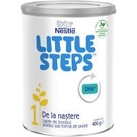 Lapte praf Nestle Little Steps 1, 400 g, 0-6 luni