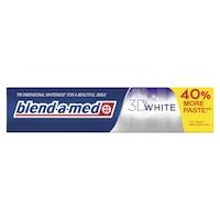 Паста за зъби Blend-a-Med 3D White, 140 мл
