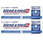 Комплект паста за зъби Blend-a-Med Complete Protect Expert, 2 X 75 мл