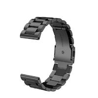 Метална верижка Spulse 22mm за Huawei Watch GT/GT2/GT2 Pro , Smasung Galaxy Watch 3, Samsung Gear 3 Frontier