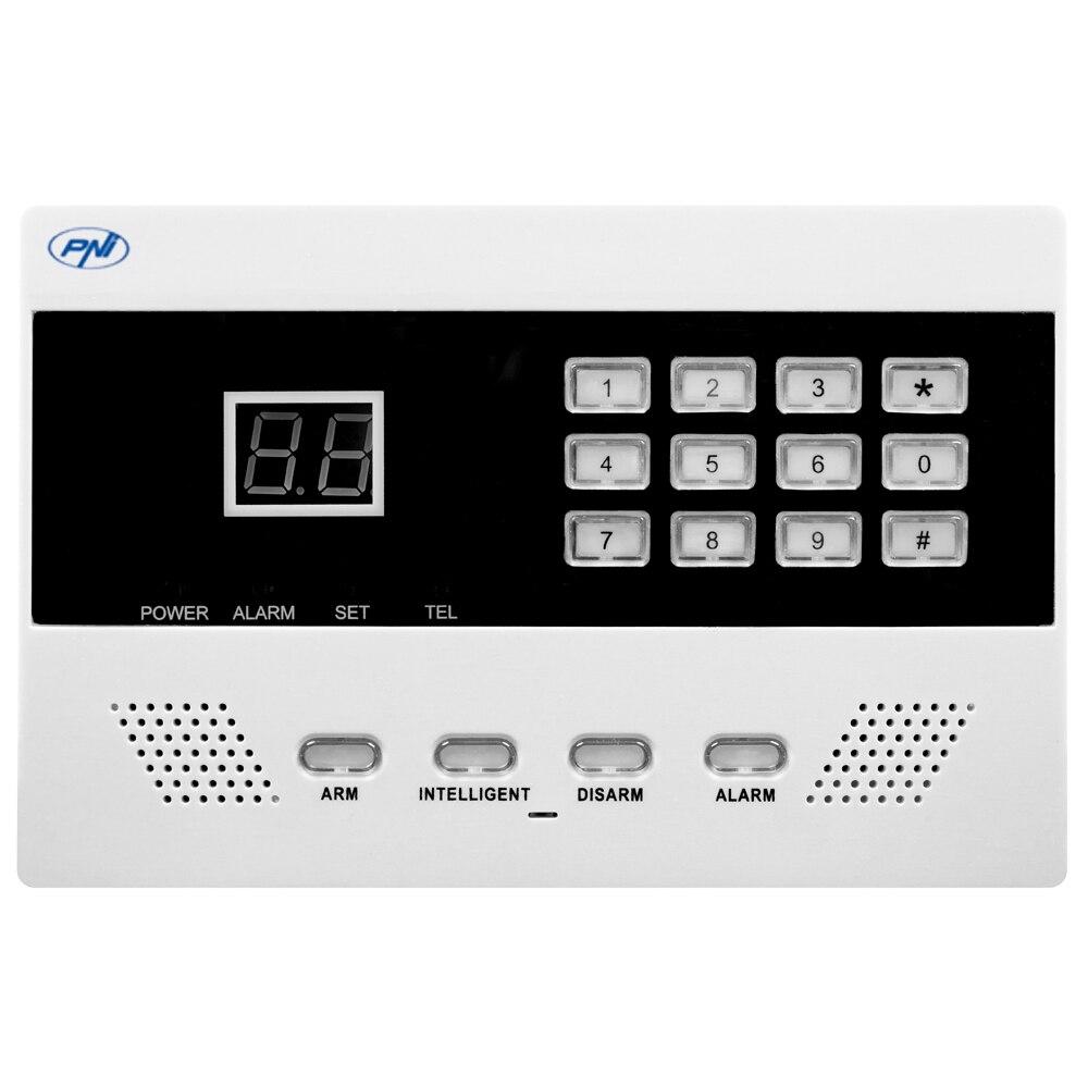 Fotografie Sistem de alarma wireless PNI PG2710 linie terestra
