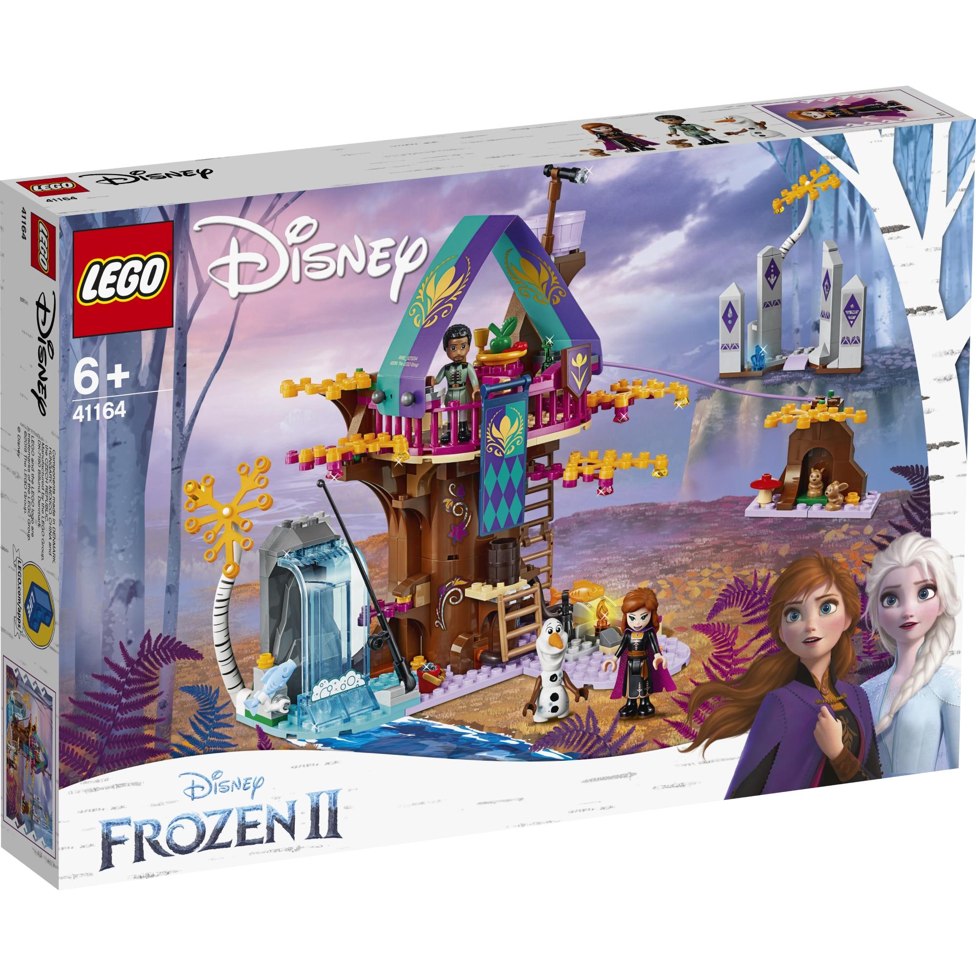 Fotografie LEGO Disney Frozen II - Casuta din copac fermecata 41164