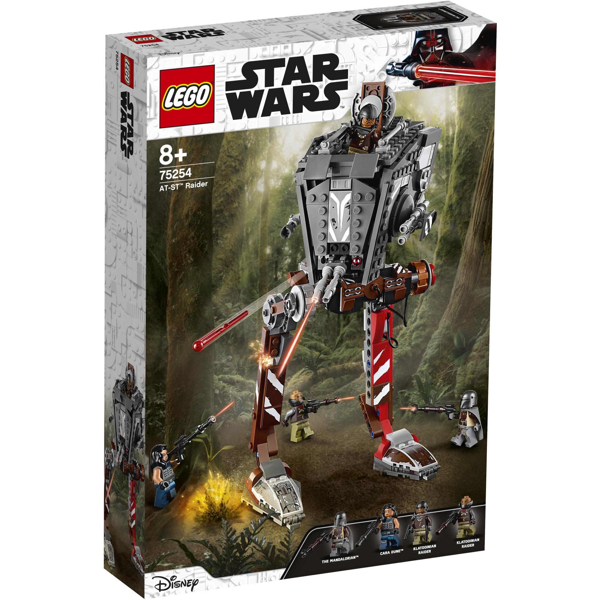 Fotografie LEGO Star Wars - AT ST Raider 75254, 540 piese