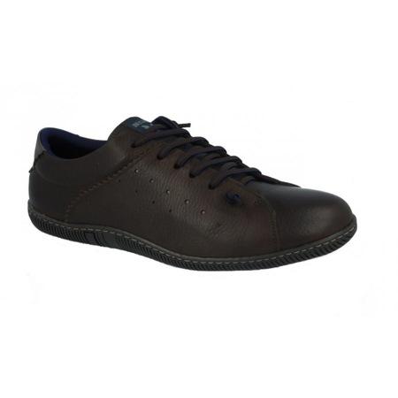 Pantofi Piele Naturala Be Cool NGR, negru, 42 EU