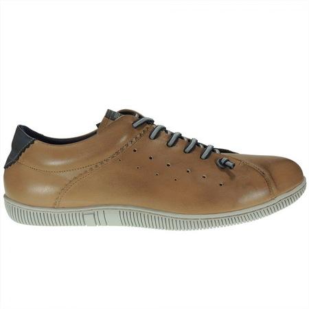 Pantofi Piele Naturala Be Cool Mrn, maro, 44 EU