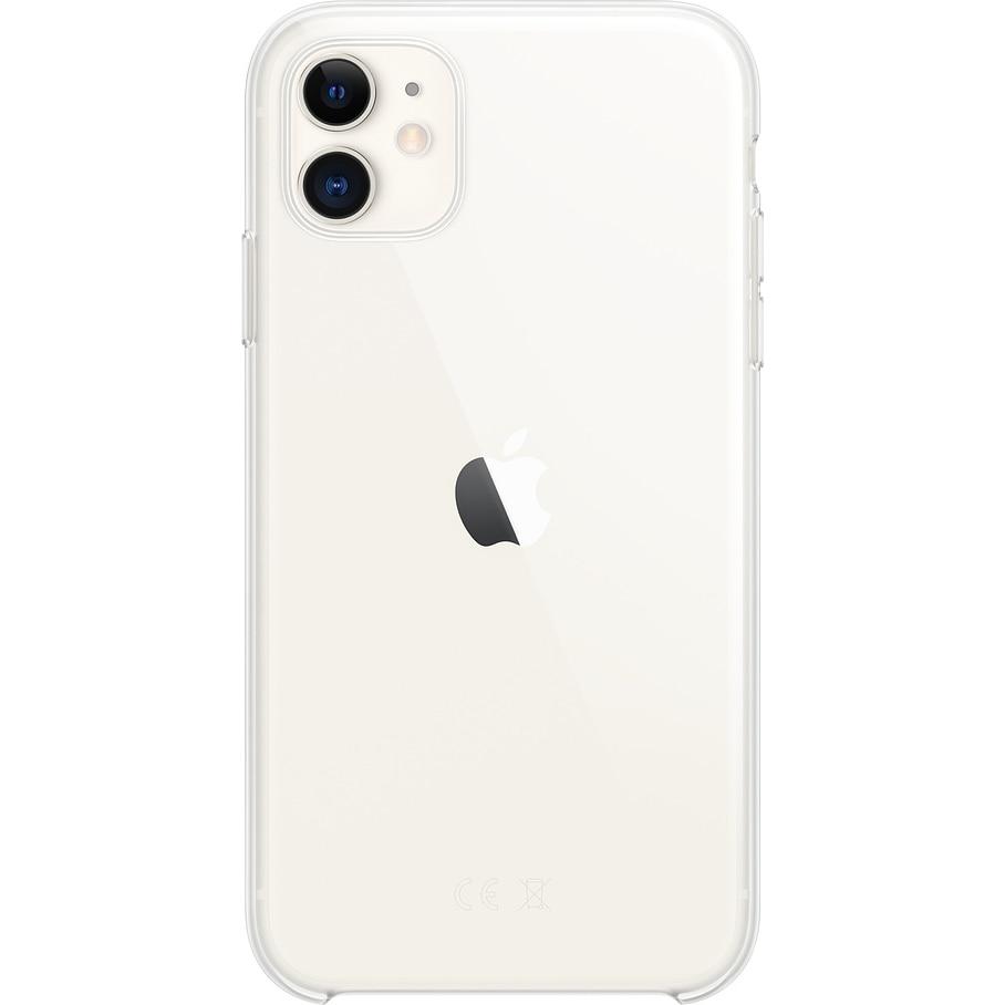 Fotografie Husa de protectie Apple pentru iPhone 11, Clear Case